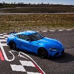 Toyota GR Supra 2021 Terkuak Tenaganya Meningkat 50 Hp Saat Test Dyno