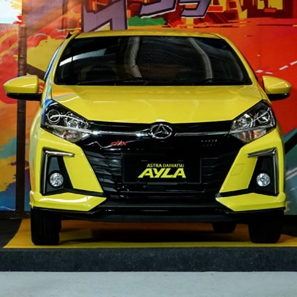 Tumbuh Positif Di Bulan April, Kehadiran New Daihatsu Ayla Mulai Salip Xenia