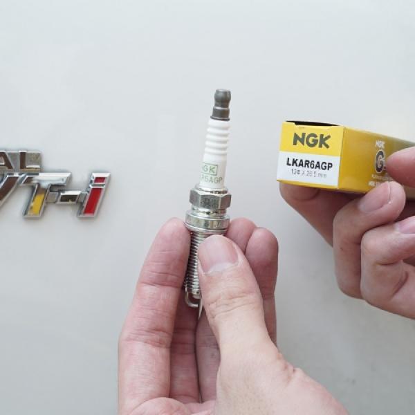 NGK Produksi Busi Untuk Mesin NR 1200-1500cc yang Lebih Bertenaga dan Terjangkau