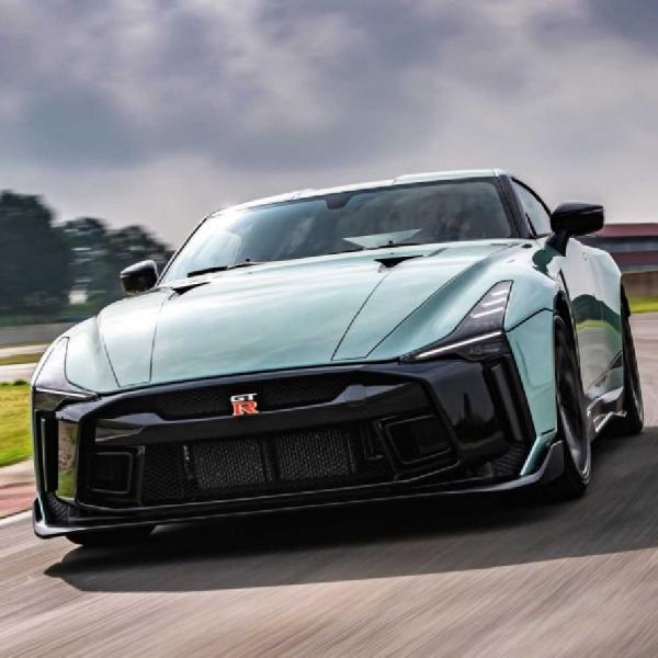 Unit Pertama Nissan GTR50 Terjual, Apakah BlackPals Pemesan Sportscar Rp16 milyaran Ini