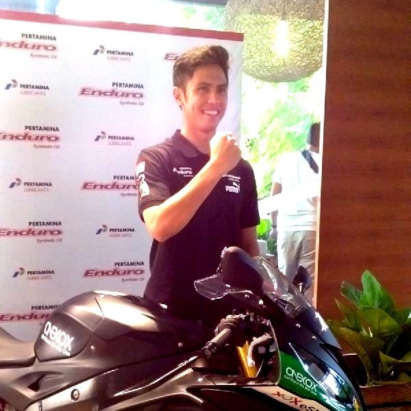 Pertamina Enduro Dukung Ali Adrian Dalam Kejuaraan Asian Superbike 1000cc