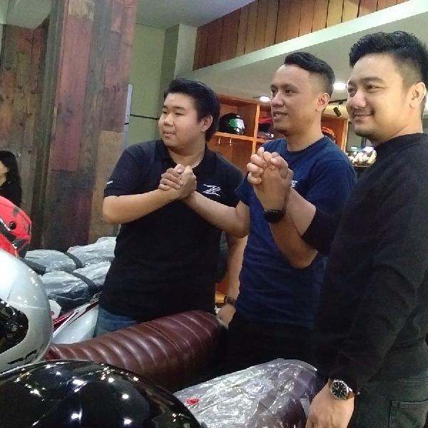 Fokus Segmen Daily Use, RSV Helmet Resmikan Flagship Store di Medan Satria Bekasi