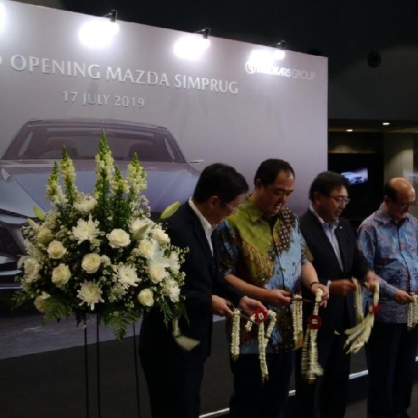 Dealer Mazda Modern Kini Hadir di Simprug
