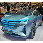 Mobil Masa Depan Daihatsu Hy-Fun Unjuk Diri di GIIAS 2019