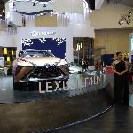 Lexus Hadirkan Tema Harmoniously Lavish di GIIAS 2019