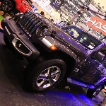 All New 2018 Jeep Wrangler Meluncur di GIIAS  2019