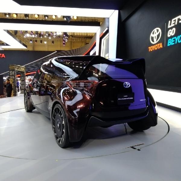 Toyota Hadirkan Perkembangan Teknologi di GIIAS 2019
