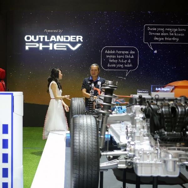 Mengenal Teknologi PHEV Mitsubishi di GIIAS 2019