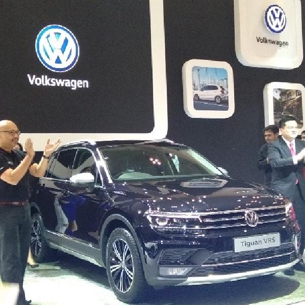 New Volkswagen Tiguan VRS, Upgrade Bodykit Hasil Desain Anak Bangsa
