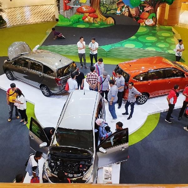 Daihatsu Perkenalkan New Astra Daihatsu Sigra kepada Sahabat Klub