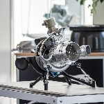Garret E-Turbo berteknologi F1, Siap Diadopsi untuk Mobil Massal pada 2021