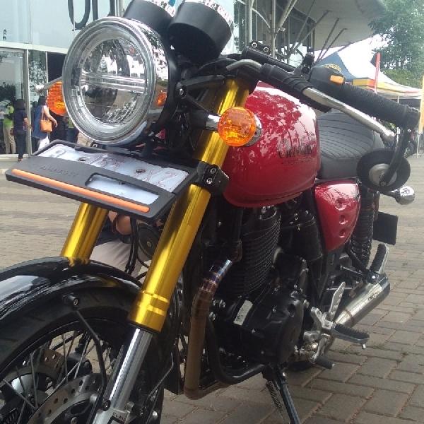 Cleveland Cyclewerks Ace 400, Motor Full Custom Pertama dengan Harga Rp72 Jutaan