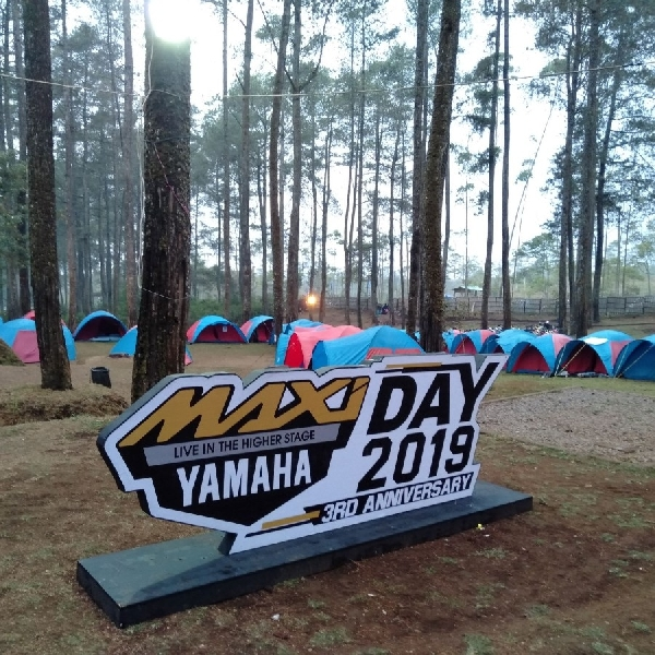 MAXI Yamaha Day  Digelar  Bersama Konsumen di Dieng