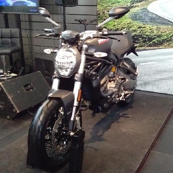 Perkenalkan New Ducati Monster 821, Siap Digas Pol