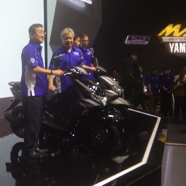 Luncurkan Yamaha FreeGo, Fitur Premiumnya Berlimpah