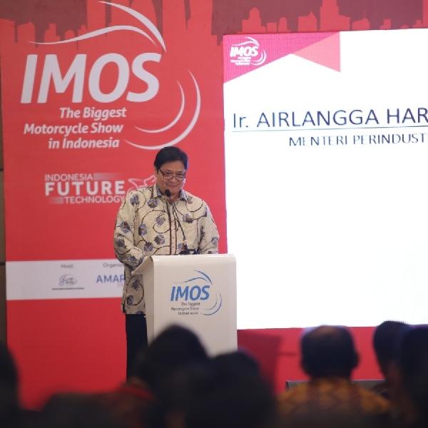 IMOS 2018 Bawa Konsep Indonesia Future Technology