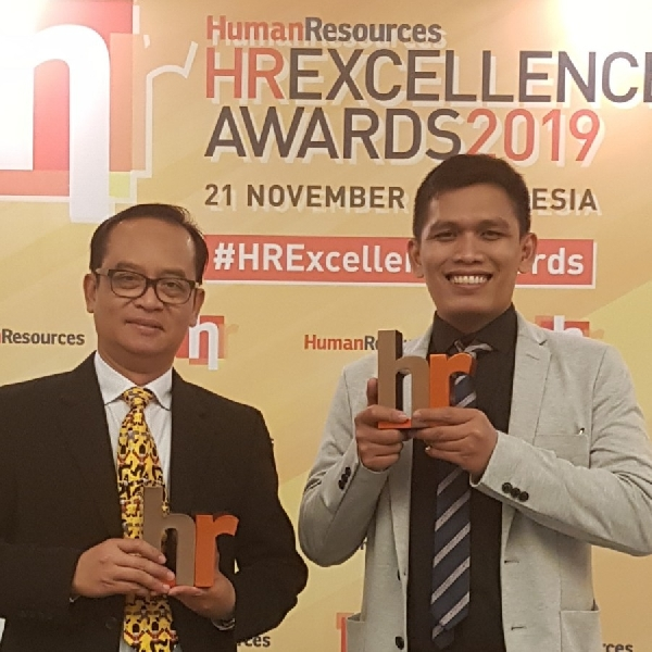 Bridgestone Tire Indonesia Raih Dua Penghargaan Bergengsi dari Indonesia Human Resource Excellence Awards 2019