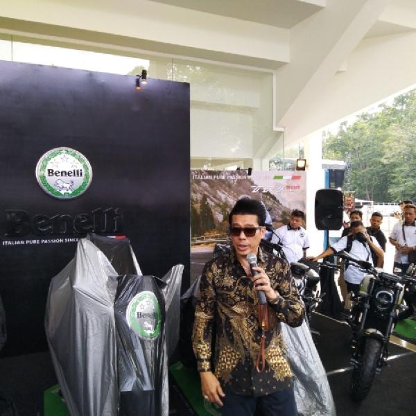 Motor Berpetualang Ini Hadir di IIMS Motobike 2019