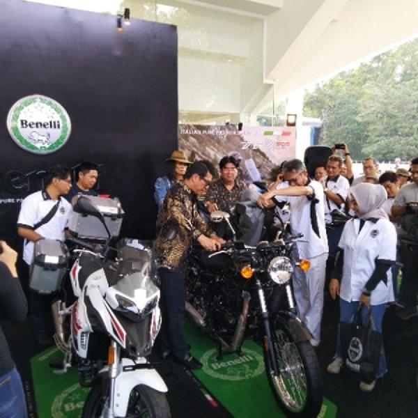Ini Total Transaksi Selama Tiga Hari di IIMS Motobike Expo 2019