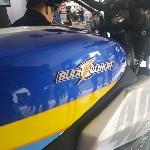 Sepeda Motor Listrik UBL Nongkrong di IIMS Motobike Expo 2019