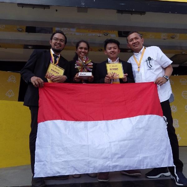 Indonesia Juarai Kompetisi Ideas360 di London