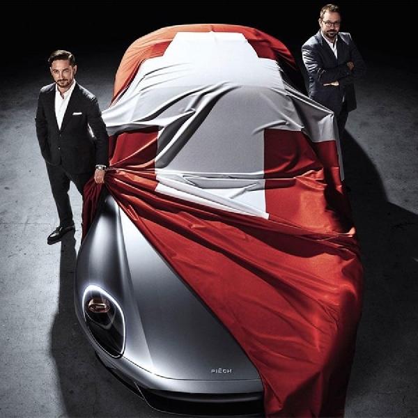 Piëch Automotive Siapkan Mobil Listrik di GIMS