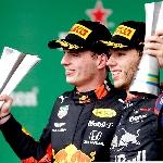 Dua Tim Honda Raih Juara Pertama dan Kedua di Ajang F1 GP Brazil 2019