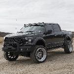 Modifikasi Ford F-150: Pikap Double Kabin Berwajah Sangar