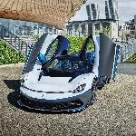 EV Monster 1.900 HP Pininfarina Battista Hyper GT Debut di Goodwood FoS
