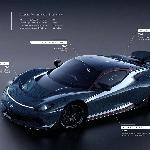 Terinspirasi Kota New York, Pininfarina Debut Bespoke Battista Hyper GT