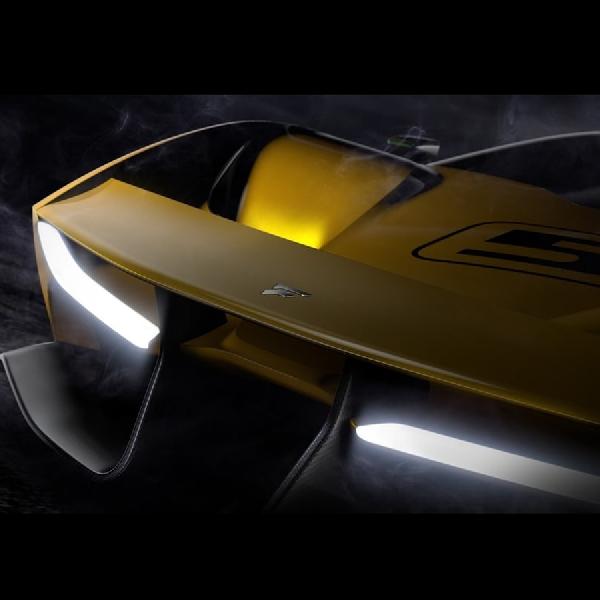 Kolaborasi Mobil Sport Pininfarina dengan Emerson Fittipaldi Bakal Tampil di Geneva