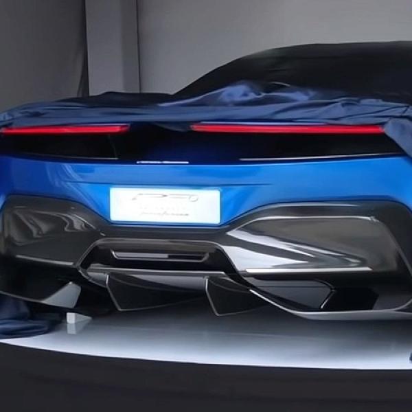 Battista Nama Untuk Hypercar Baru Pininfarina