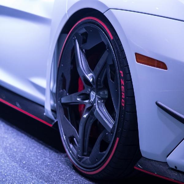 Pirelli Kembangkan Teknologi Warna dan Sensor Pada Bannya