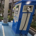 SPKLU Fast Charging Pertama Milik PLN