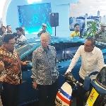 PLN Bawa Model SPKLU di GIIAS Medan