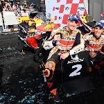 MotoGP: Pol Espargaro Sumringah Cetak Podium Bersama Tim Repsol Honda