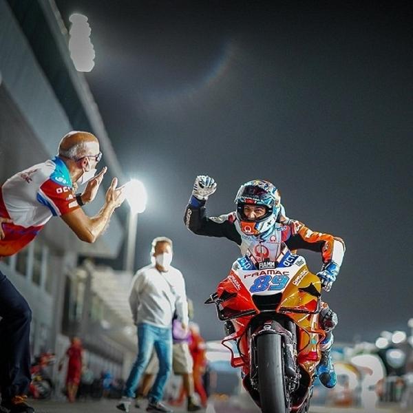 """MotoGP: Pole Position di MotoGP Doha, Jorge Martin: """"Luar Biasa"""""""