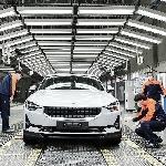 Volvo Cars Mulai Produksi Polestar 2 di Luqiao, China