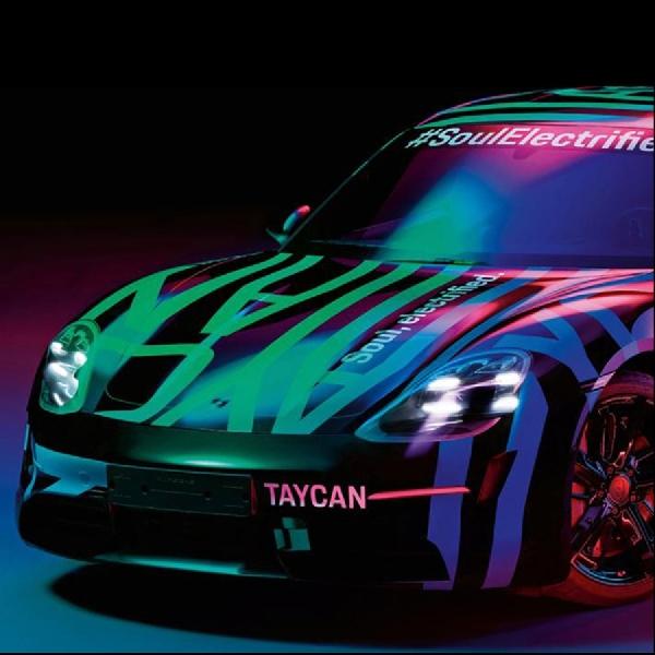 Porsche Taycan Diprediksi  Gunakan Platform Mission E Cross Turismo