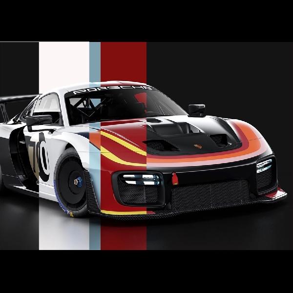 77 unit Porsche 935 Reborn, Gunakan 7 Warna Ikonik Loh
