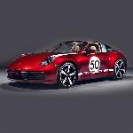 "Bicara ""Coolness"" Pastilah Porsche 911 Targa 4S Heritage Design Edition"