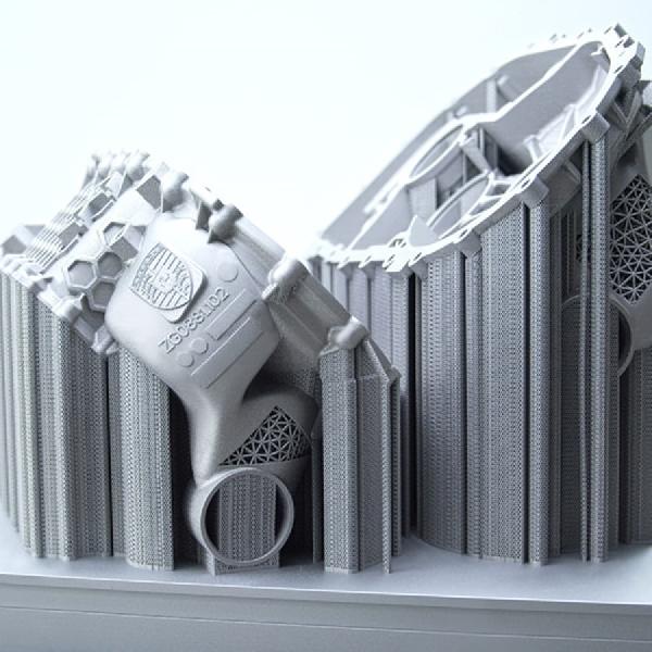 Porsche Gunakan Mesin 3D Untuk Produksi Gearbox