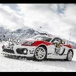 Porsche Kembali Turun Reli Dengan 718 Cayman GT4 di  Austria