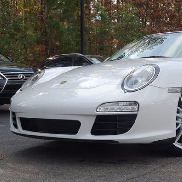 Modifikasi Porsche 911 Terinspirasi dari McLaren F1