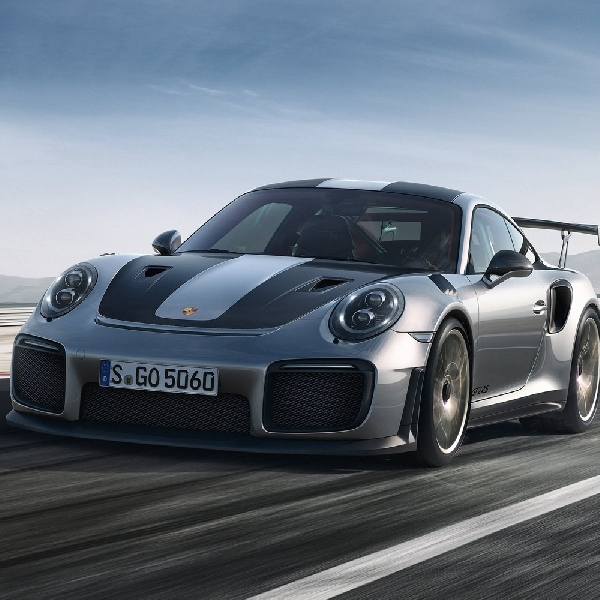 911 GT2 RS, Model Hardcore Terbaru Porsche