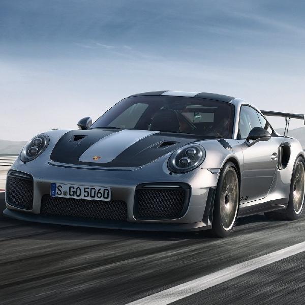 911 GT2 RS, Model Hardcore Terbaru Porsche