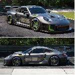 Rayakan 25 Tahun Manthey, Porsche Luncurkan Model 911 GT2 RS Edisi Terbatas