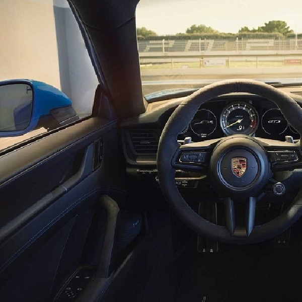 Porsche 911 GT3 2022 Hadir Dengan Teknologi Unggulan