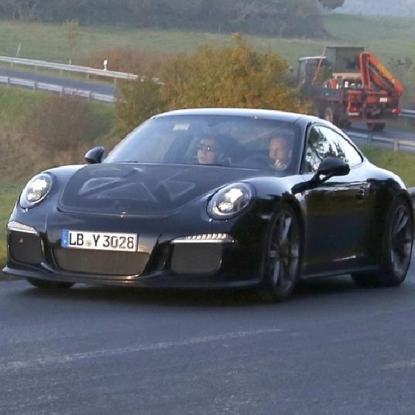 Porsche 911 R Bakal Diluncurkan Bulan Maret 2016
