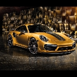 Terbatas - Porsche 911 Turbo S Exclusive Hadir Lebih Bertenaga